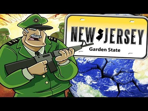 connectYoutube - RISK FACTIONS NEW JERSEY RULES THE WORLD