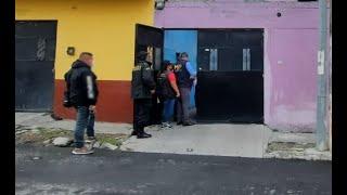 Más de 70 allanamientos contra estructuras criminales