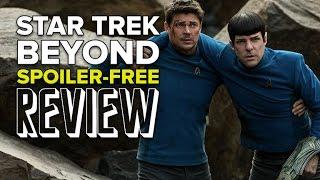'Star Trek Beyond' review: Traditional Trek on fast-forward