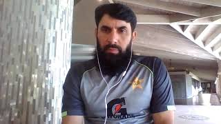 Misbah-ul-Haq reflects on England and looks ahead to West Indies - CRICKETWORLDMEDIA