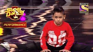 Saksham ने Audition में दिया Energetic Performance | Super Dancer Chapter 3 | सुपर डांसर 3 - SETINDIA