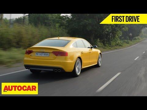 Audi S5 Sportback   First Drive   Autocar India