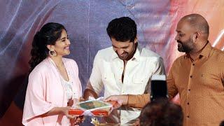 Dear Megha Movie Teaser Launch Press Meet | Adith Arun | Megha Akash | Sushanth Reddy | TFPC - TFPC