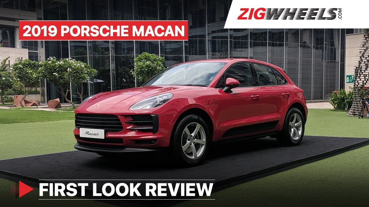 Porsche Macan India Launch | First Look Review | Price, Variants, Features & More | ZigWheels.com