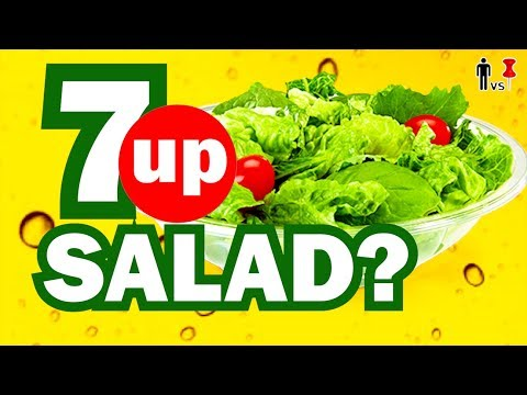 connectYoutube - DIY 7Up Salad - Man Vs Pin