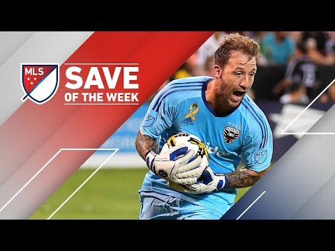 Week 33 | MLS Save of the Week