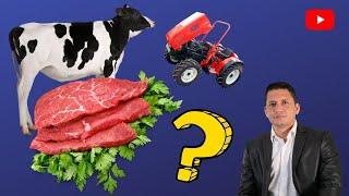 ????Reglas para consumir carne de vaca en Cuba. Tractores de oro. ????