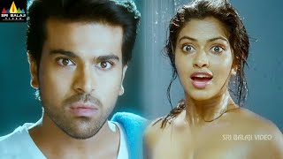 Latest Telugu Scenes | Naayak Movie Amala Paul Intro | Ram Charan @SriBalajiMovies - SRIBALAJIMOVIES