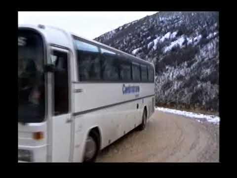 Da se podsjetimo: Prvi konvoj novih autobusa Centrotransa 24.12.1994. Salakovac