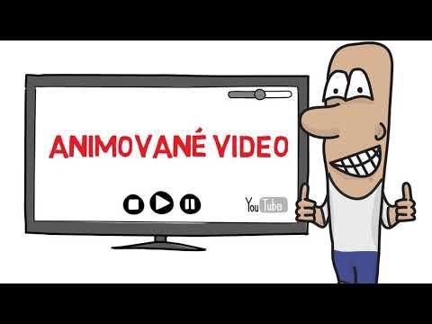 Vytvořím animované prezentační video/whiteboard animation