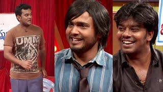 Sudigali Sudheer & Team Hilarious Performance  - Mr Clarity Skit - Kiraak Comedy Show - MALLEMALATV