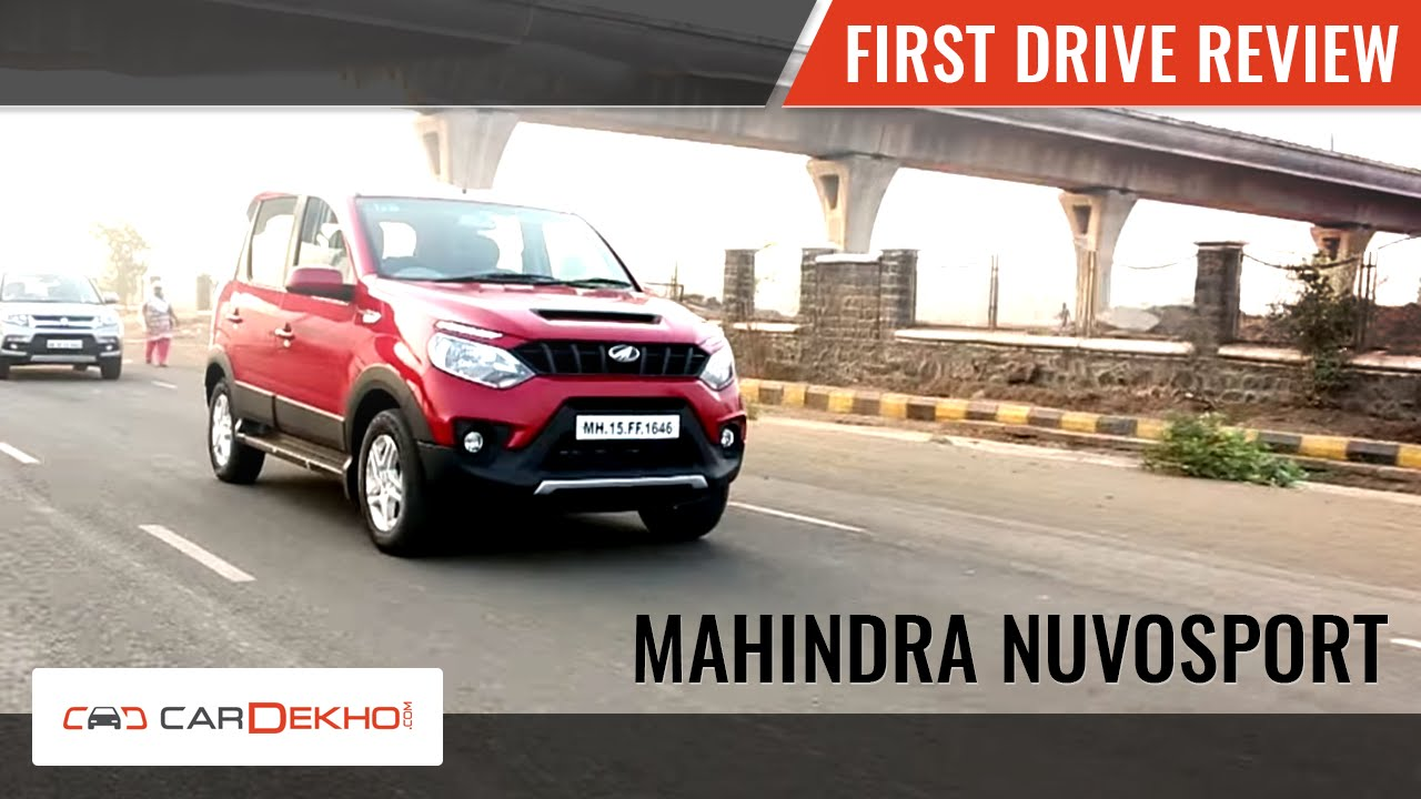 Mahindra Nuvosport | Expert Review