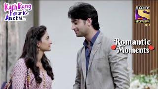 The Beginning Of Love | Kuch Rang Pyar Ke Aise Bhi | Romantic Moments - SETINDIA