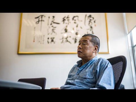 Hong Kong : un an de prison pour le magnat pro-démocratie Jimmy Lai