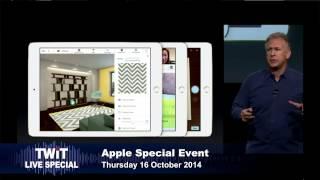 iPad Air 2: TWiT Live Special 208