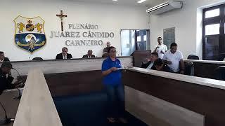 4° SESSÃO ORDINÁRIA REALIZADA NO DIA 22/02/2019 – COMPLETA