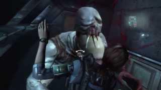 Resident Evil Revelations Gameplay Walkthrough Part 5 - Queen Zenobia - Campaign Episode 3