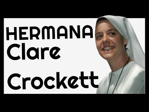 Conoce a la Hermana Clare Crockett