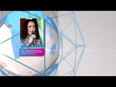 Compañera Rosario Murillo   10 de Junio 2021