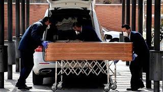 Coronavirus : plus de 4 000 morts en Espagne