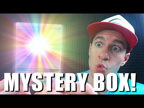 connectYoutube - HYPER RARE PULLED! - Opening a Pokemon Cards MYSTERY BOX!