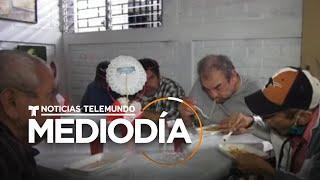 'La Olla Comunitaria' en El Salvador le lleva comida a los más necesitados en medio de la pandemia