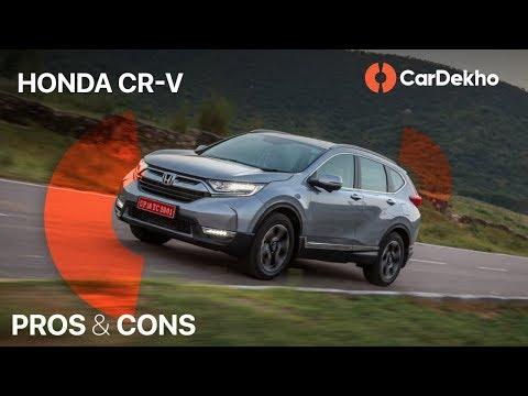 Honda CR-V: Pros, Cons & Should You Buy One? | CarDekho.com