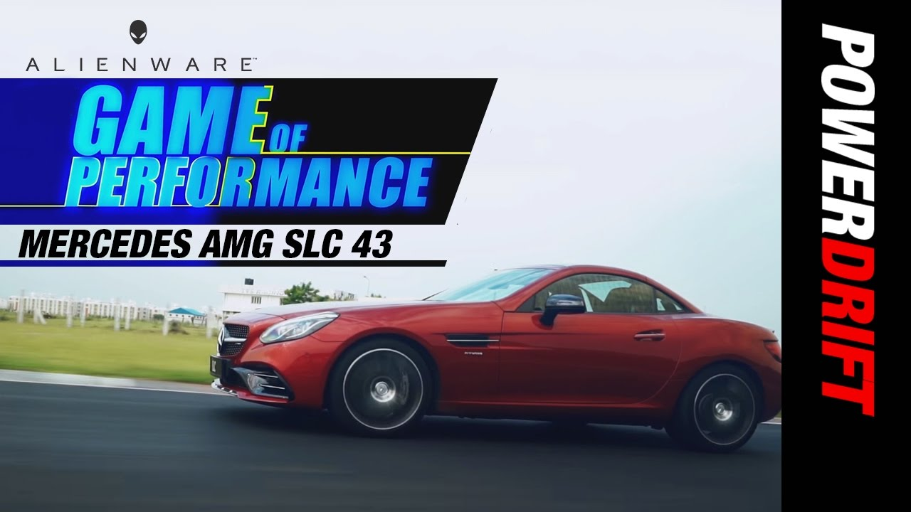 Mercedes-AMG SLC 43 : Game Of Performance : Episode 2