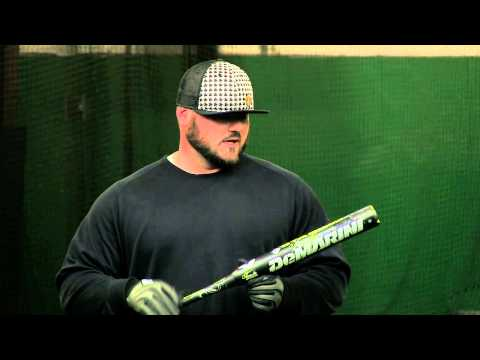2014 DeMarini Stadium CL22: Chris Larsen Slow Pitch Bat Video