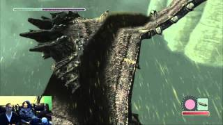 Shadow Of The Colossus Playthrough Part 5 - MaximusBlack