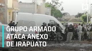 Ataque armado en anexo de Irapuato - Estrictamente Personal