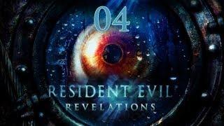 Resident Evil: Revelations - Прохождение pt4