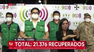 Santa Cruz suma 133 nuevos casos de Covid y el total llega a 37.057 casos