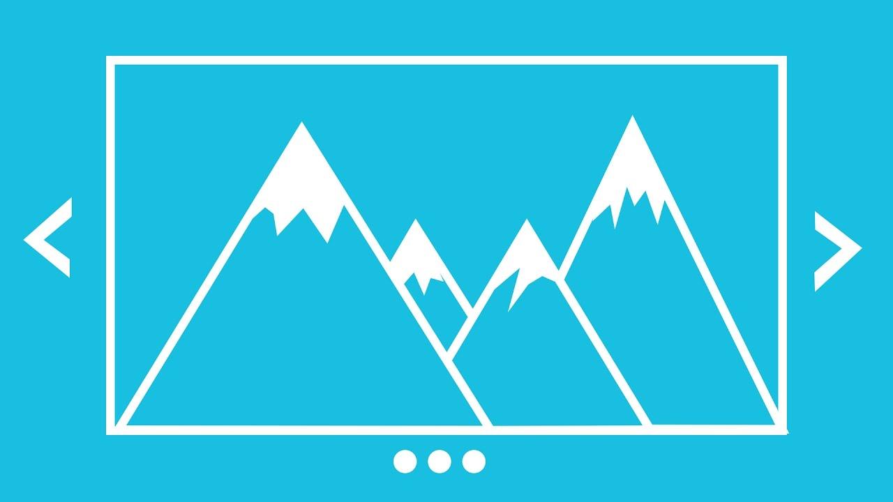 Manual Image Slider | JQuery - TheMindSpeaks