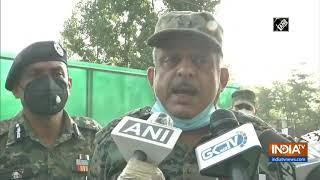 Sopore attack: 'Totally untrue that CRPF shot civilian,' says ADG - INDIATV