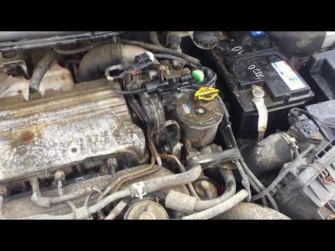 Mazda Premacy 2002 m dalys