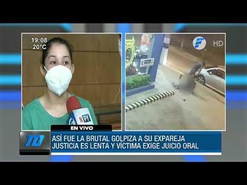 Mujer que sufrió brutal golpiza exige justicia