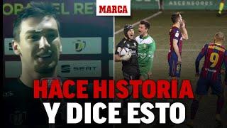 La genial respuesta de Ramón al enterase de que hizo historia ante el Barça: