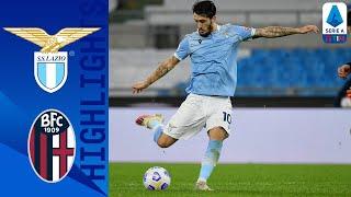 Lazio 2-1 Bologna | Vincono i biancocelesti grazie a Luis Alberto e Immobile | Serie A TIM