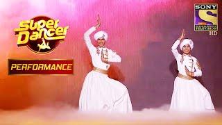 Ritik और Pratik के Sufi Dance पे हुए सब Speechless | Super Dancer Chapter 2 - SETINDIA