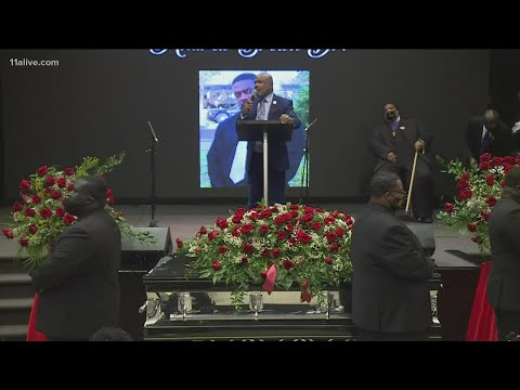 Andrew Brown Jr. funeral: Family remembers his life, calls for justice
