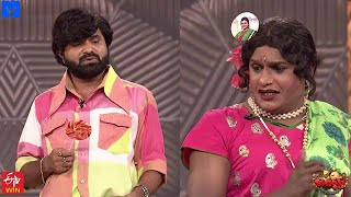 Chalaki Chanti backslashu0026 Team Performance - Chanti Skit Promo - 8th October 2020 - Jabardasth Promo - MALLEMALATV
