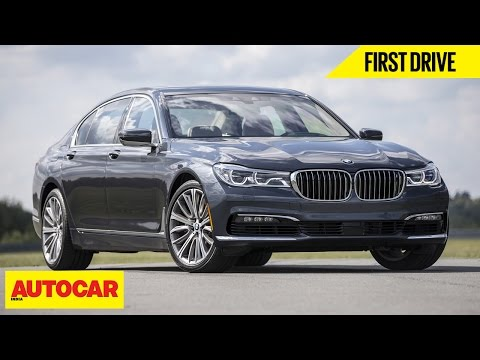 BMW 7 Series 750Li | First Drive | Autocar India