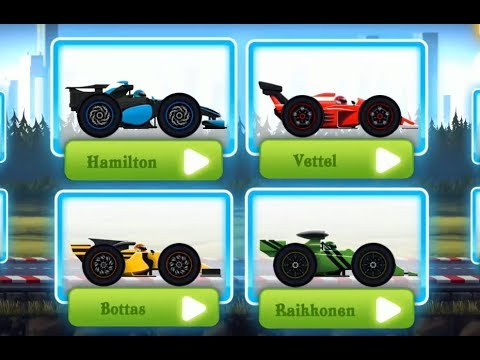Fast Cars Formula Racing Grand Prix / Fastest Cars / Tiny lab Games / Android Gameplay Video