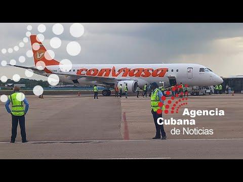 Llega a Cuba donativo proveniente de gobiernos del Caribe
