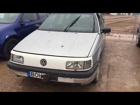 Volkswagen Passat 1988 m dalys