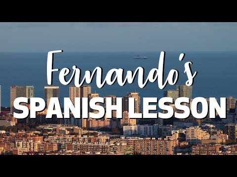 FERNANDO LLORENTE'S SPANISH LESSON | ft. Ben Davies, Kieran Trippier and Kyle Walker-Peters