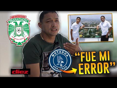 Emilio Izaguirre sobre su salida de Motagua, el hijo que pule como futura joyita y mucho más.