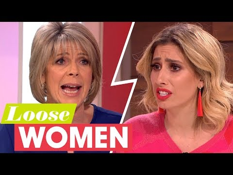 connectYoutube - Stacey and Ruth Passionately Disagree Over Airbrushing in Magazines | Loose Women