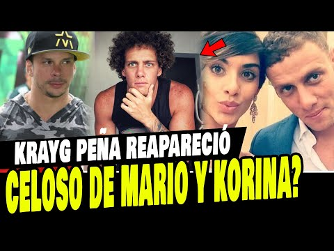EX DE KORINA RIVADENEIRA REAPARECIÓ TRAS EL NACIMIENTO DE LARA HART